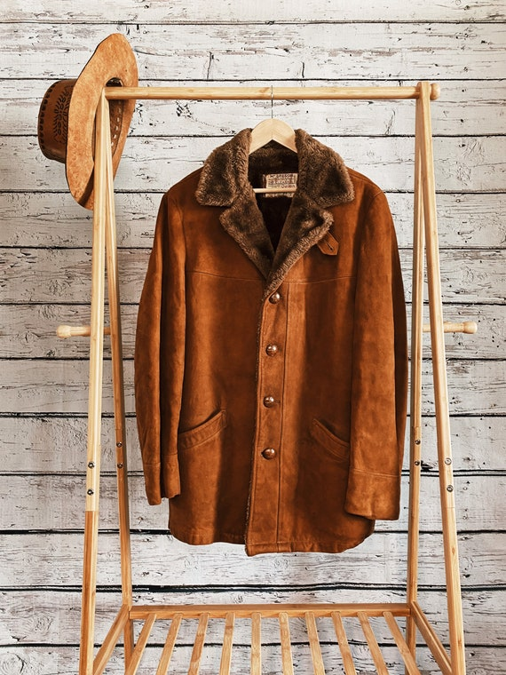Vintage McGregor suede jacket