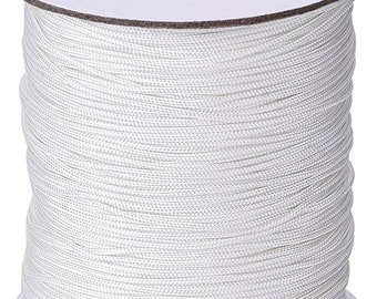 Various Thickness;  1.4mm  2mm Various Colour 1,000 Meters of Blind Cord  Pre-stretch
