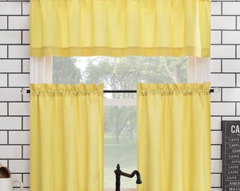 Grey And Yellow Curtains Etsy