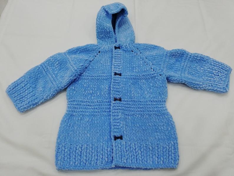 Handmade Baby Jacket