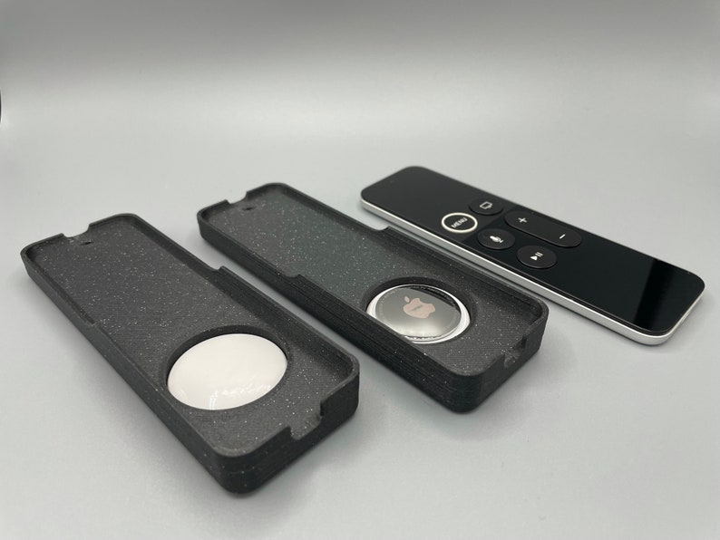 AirTag Case for Apple TV Siri Remote 1st Generation image 0
