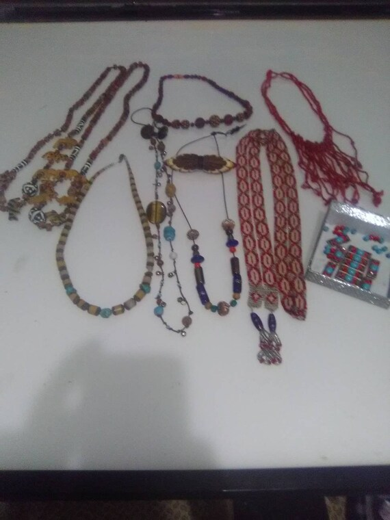 Vintage Tribal jewelry
