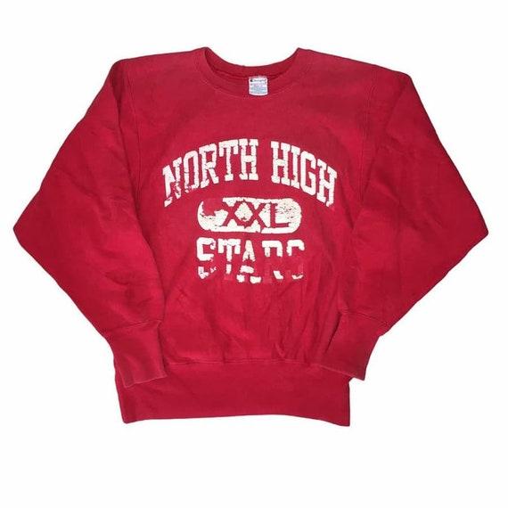 Vintage 70s North High Star Sweatshirt by Champion