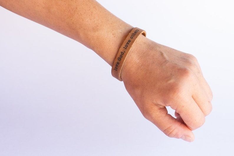 Custom Engraved Leather Bracelet,Personalized Leather Cuff,Personalized Hidden Message Bracelet,Secret Message Bracelet,Mens Womens Bracelet