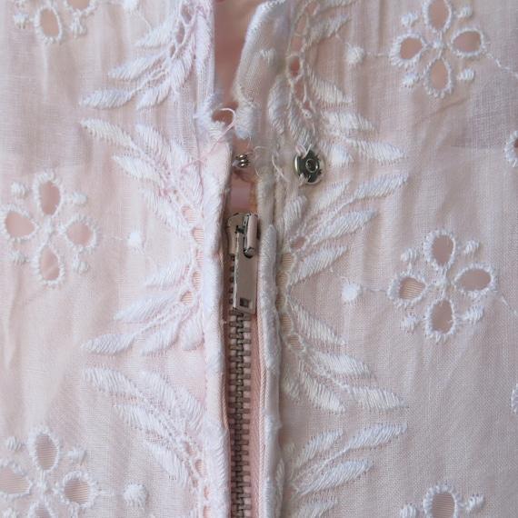 1950's Pink Cocktail Dress. - image 4