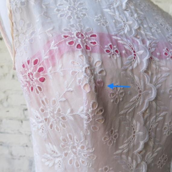 1950's Pink Cocktail Dress. - image 8