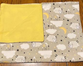 Cozy Flannel Baby Blanket