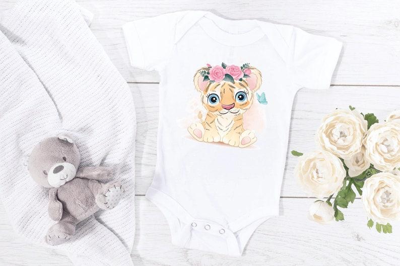 Little Tiger Unisex baby Onesie