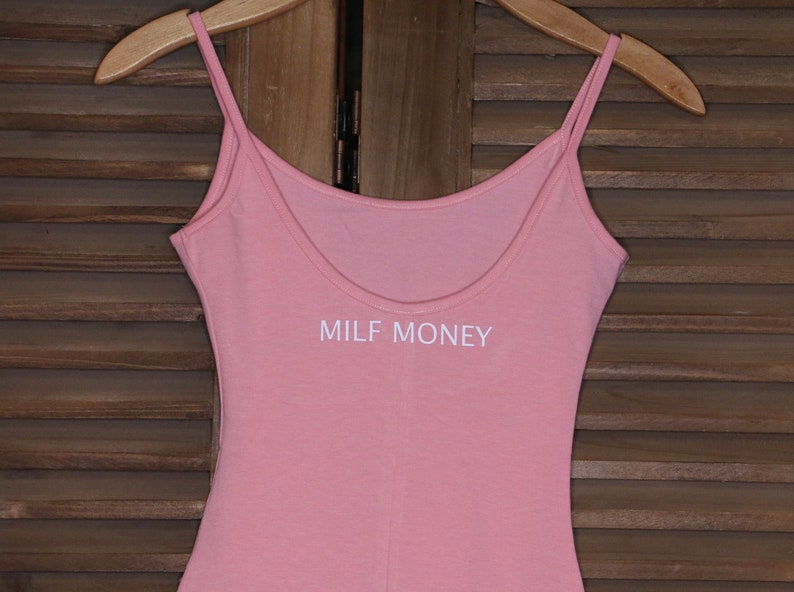 Pink Spring Short Body Suit MILF Money