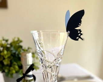 Butterfly placecard