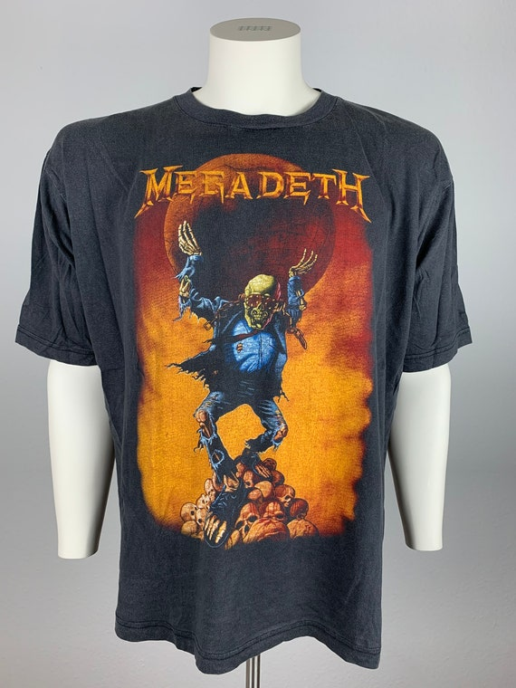 MEGADETH 90's T-Shirt Vintage