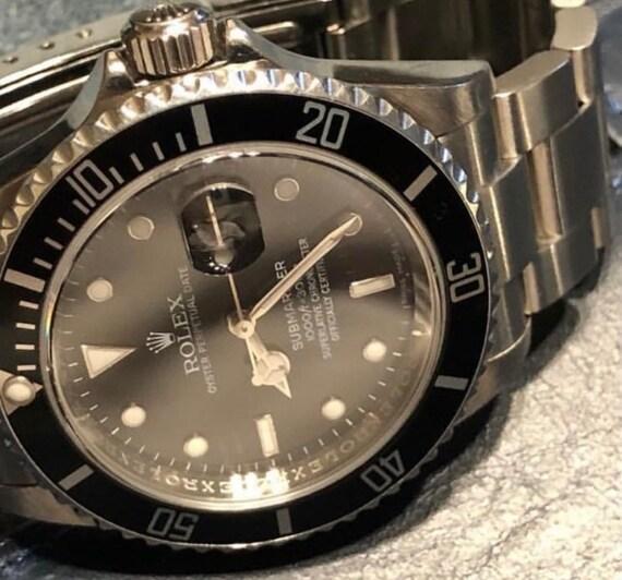 116610 Rolex Submariner 2001