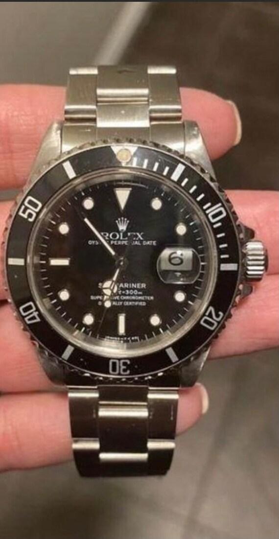 90's Rolex Submariner 16610