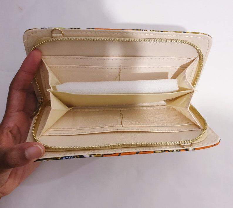 Wax wallet