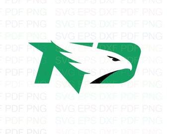 aminco NCAA North Dakota Fighting Hawks Silicone Bracelets 4-Pack