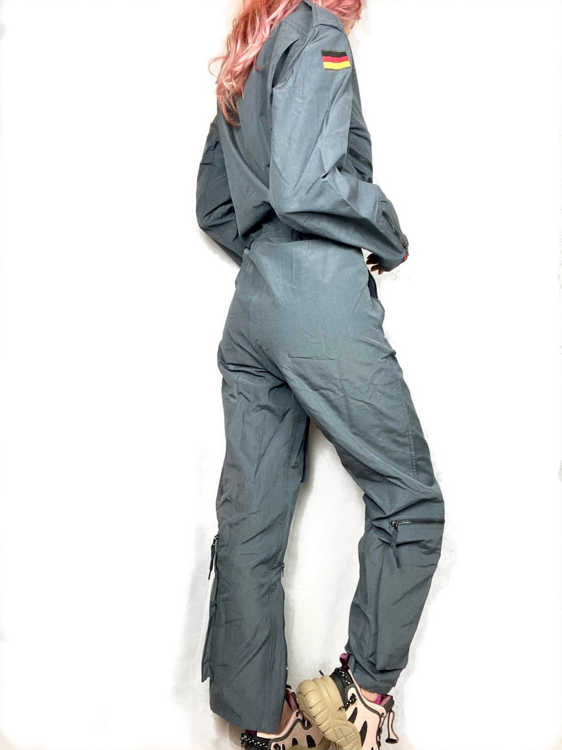 Vintage German Flightsuit Unisex