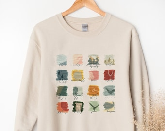 Folklore Sweater | Taylor Sweater 2021