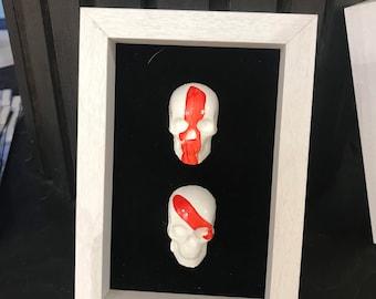 Frame skull