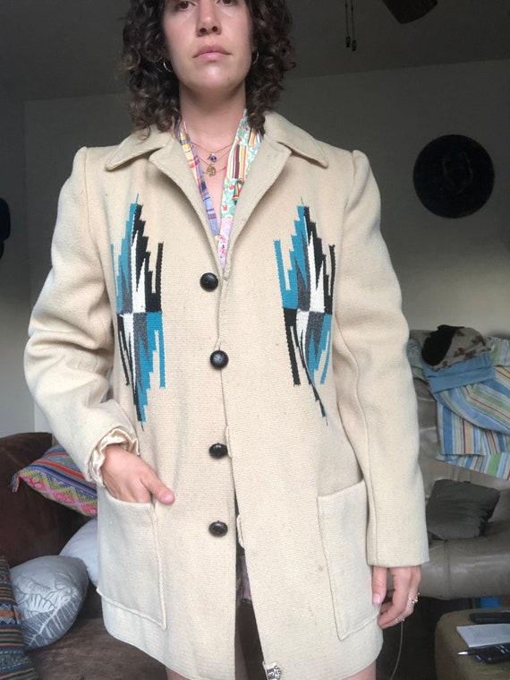 Vintage Ortega's Chimayo jacket. - image 5
