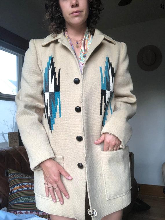 Vintage Ortega's Chimayo jacket. - image 1
