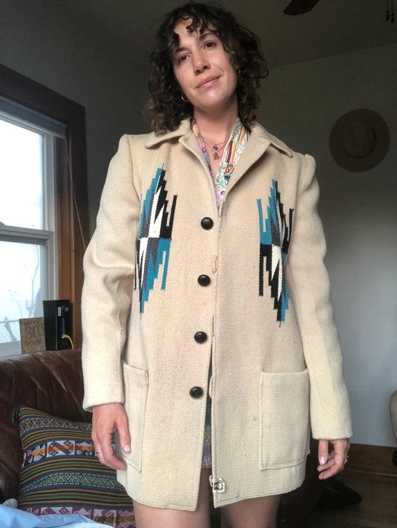 Vintage Ortega's Chimayo jacket. - image 4