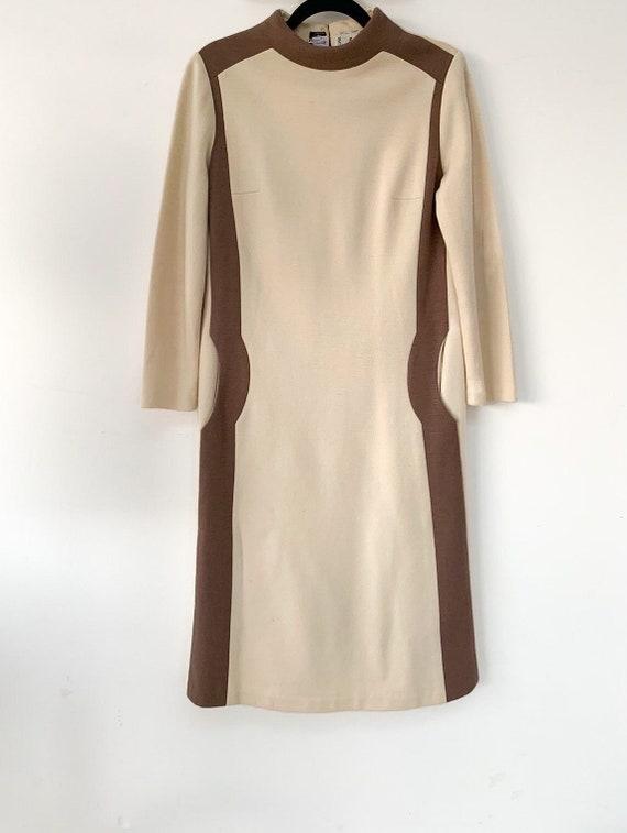 Vintage Pierre Cardin MOD 60's dress