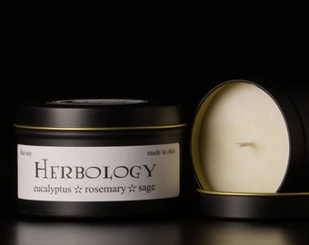 Wizard Inspired Herbology Soy Candle 14oz