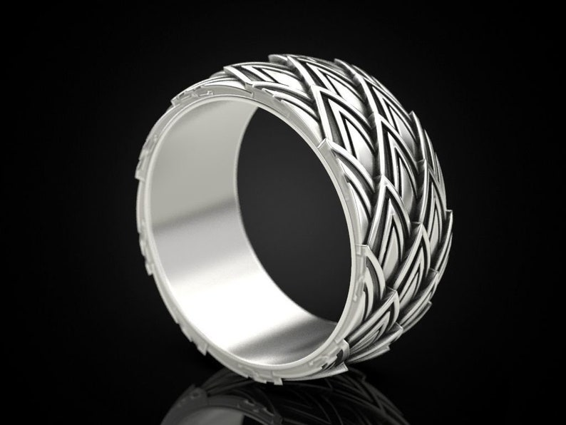 Elvish ring Wing ring,Memorial ring jewelry, Silver wings Feather band ring Feather mens ring Angel ring Squama Wedding Band Bird ring