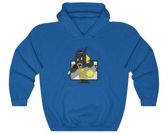 Shrecks Department Store Wings Mens Sweatshirt Batman Returns