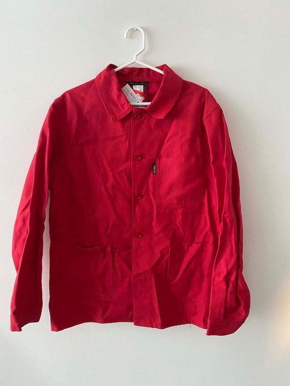 French classic chore coat/work jacket