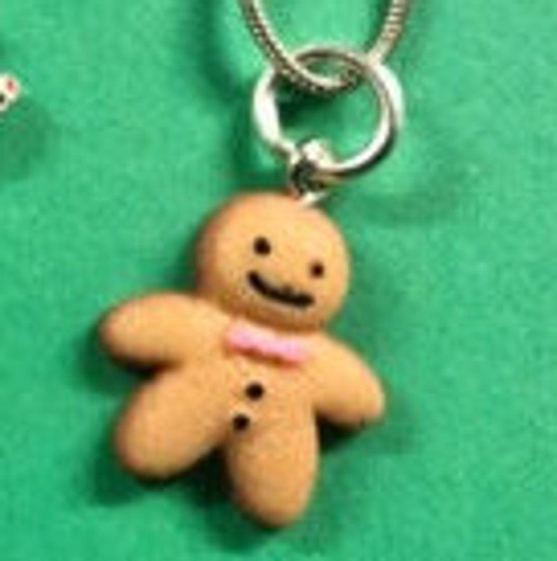 MIX /& MATCH on silver plated snake chain silver-plated enamelled charm 2 for a fiver OFFER: Christmas charm pendant