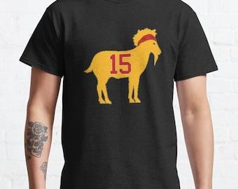 Goat 15 Kansas City Football Vintage KC Chief Missouri T-Shirt