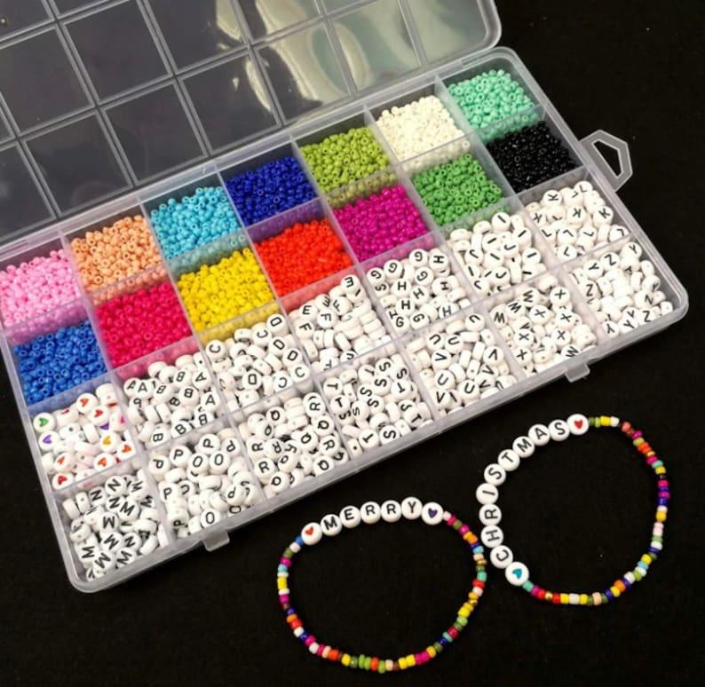 DIY Colorful Beads Kit