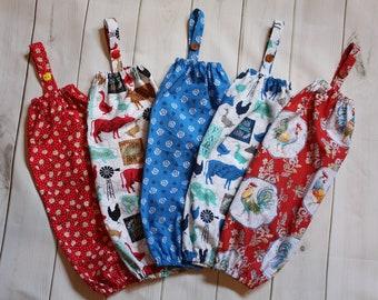 Plastic Bag Holder, Grocery Bag Holder, Kitchen Bag Storage