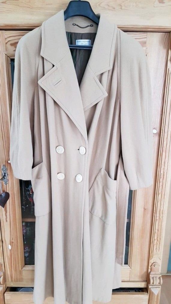 Coat Women's Cashmere Cashmere
