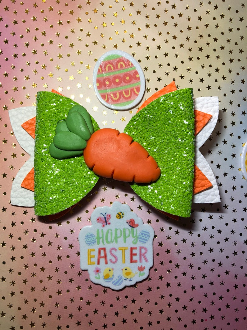 Carrot Bow