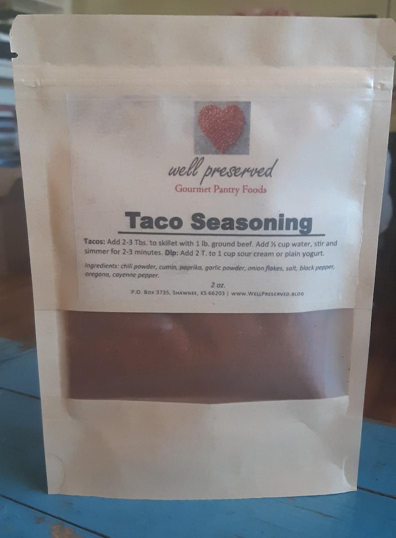 Taco Seasoning image 1