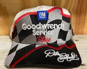 """RARE* Vintage Nascar 1999 Dale Earnhardt Sr. """"Bristol"""" Hat"""