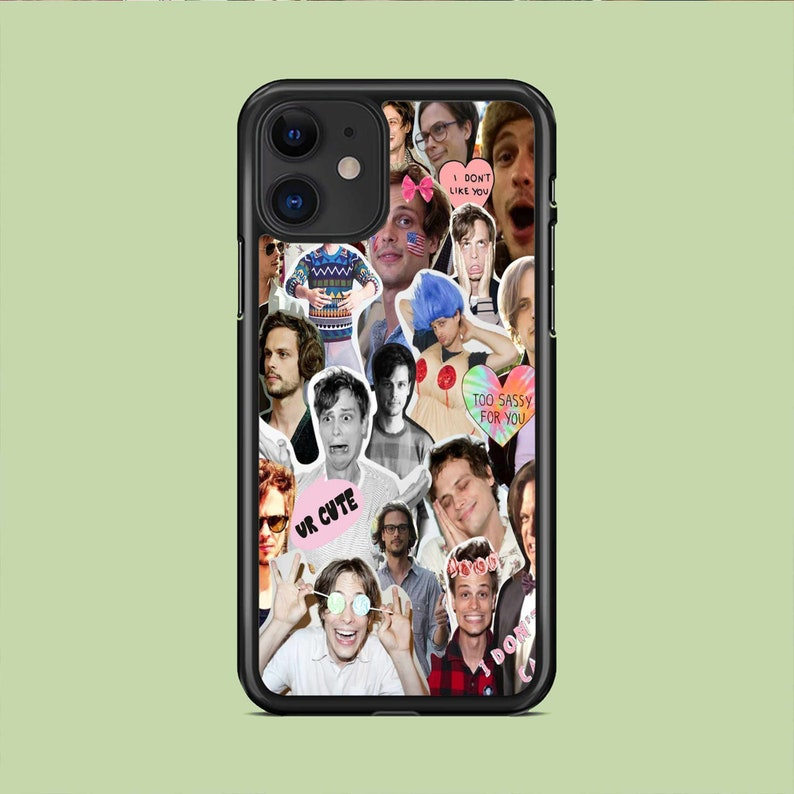 Criminal 2 Collage Minds Samsung S8 S9 S10 S20 S21 Note 10 20 Ultra New Phonecase for iPhone SE 5 6 6s 7 8 Plus X Xr Xs 11 12 Pro Max Case