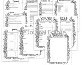 Coloring Business Planner