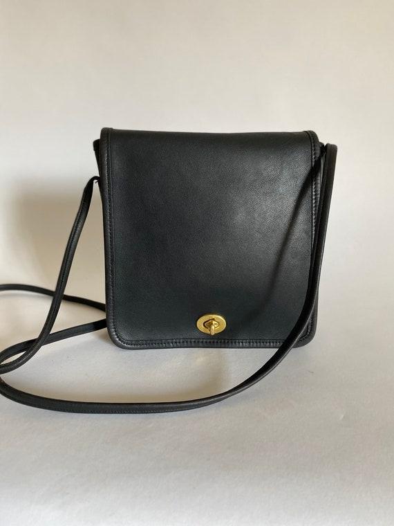 Vintage Coach | Compact Pouch | 9620 | Black