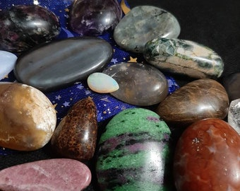 Mystery Crystal Bag * Metaphysical Crystal Cabs * Rare Crystals and More * Witchcraft Supplies * Wicca * Reiki