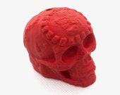 Aztec Skull Whistle - Screaming LOUD