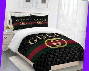 Gucci Bedding Etsy