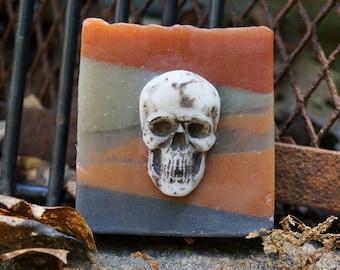 CORPSE WAX: Handmade Glycerin Soap