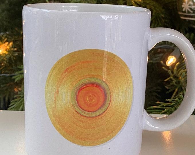 Solar Sun Mug