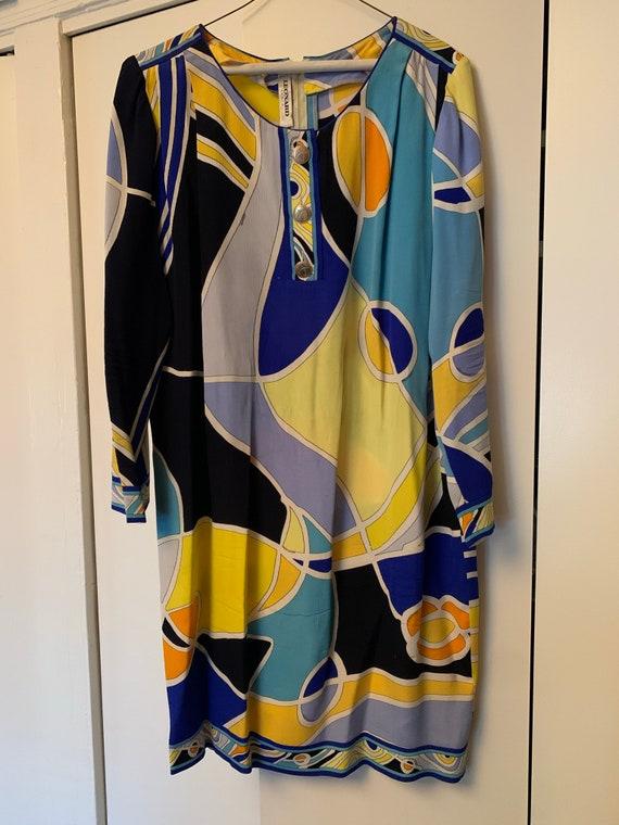 Leonard Paris Fashion Dress