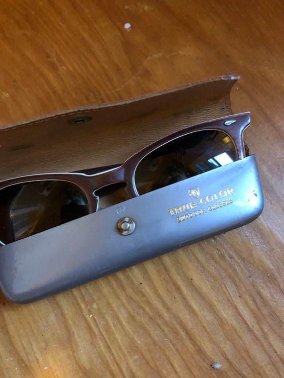 1950s cat eye sunglasses