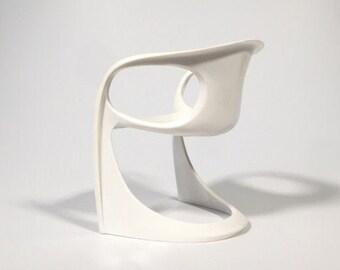 Vintage Design Miniature Chair Casala Model Casalino