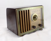 1948 RCA Radio Restored and Working. FREE Shipping